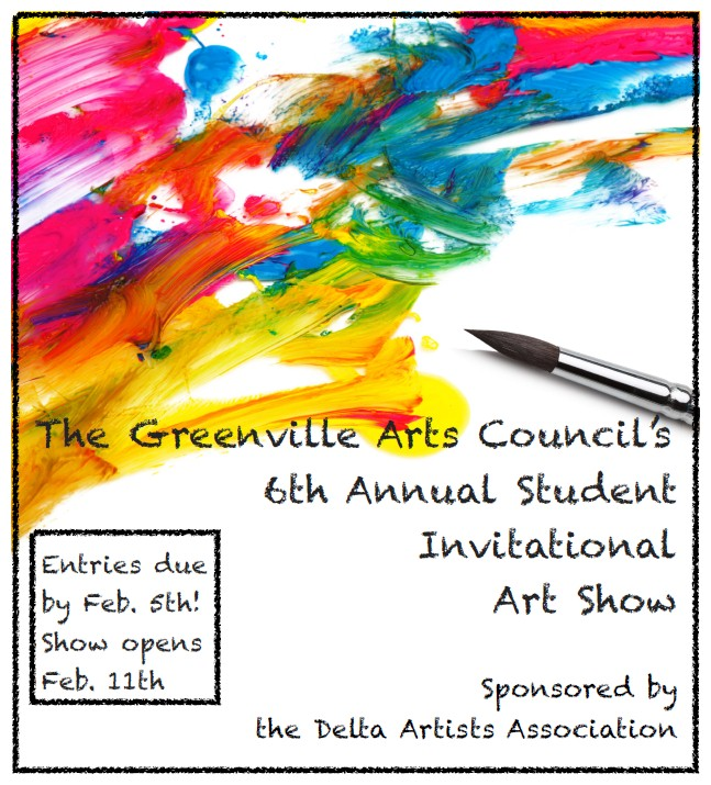 2016 Student Show Mini Flyer (2)