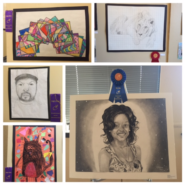 student show 2016 picstitch